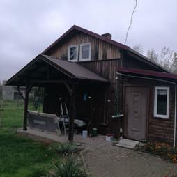 Dom na sprzedaż, Wieruszowski (Pow.) Wieruszów (Gm.) Wieruszów Tyble, 120 000 zł, 560 m2, 97