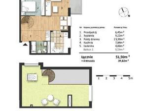 Mieszkanie w inwestycji Osiedle Słoneczne, budynek Budynek 2, symbol 71