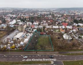 Działka na sprzedaż, Białystok Jana Klemensa Branickiego, 650 000 zł, 922 m2, 101