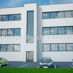 Biuro na sprzedaż, Kraków M. Kraków Łagiewniki-Borek Fałęcki Zakopiańska, 4 700 000 zł, 700 m2, BS3-BS-201920