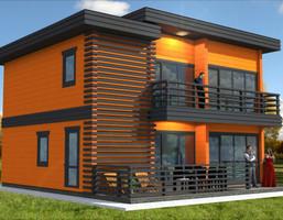 Dom w inwestycji Satori House (kujawsko-pomorskie), budynek Opcja Pod klucz, symbol S03P03