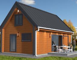 Dom w inwestycji Satori House (śląskie), budynek Opcja Standard z płytą fundamentową, symbol S05P05