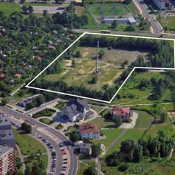 Działka na sprzedaż, Powiat Katowice Katowice Bażantów, 7 850 000 zł, 16 363 m2, SP852270