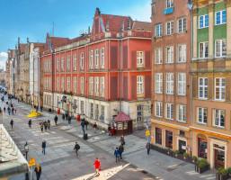 Obiekt na sprzedaż, Gdańsk Długa, 81 400 000 zł, 12 854 m2, SP728011