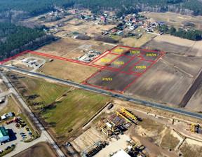 Działka na sprzedaż, Obornicki Rogoźno Garbatka Dziewcza Struga, 129 900 zł, 2651 m2, 109