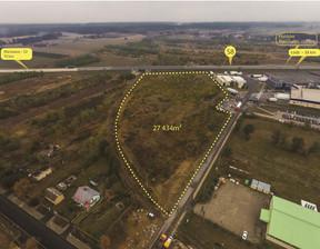 Działka na sprzedaż, Rawski (pow.) Rawa Mazowiecka Mszczonowska, 3 290 000 zł, 27 434 m2, 8/2015