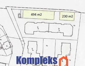Działka na sprzedaż, Szczecin Os. Majowe, 95 000 zł, 724 m2, KOM30318